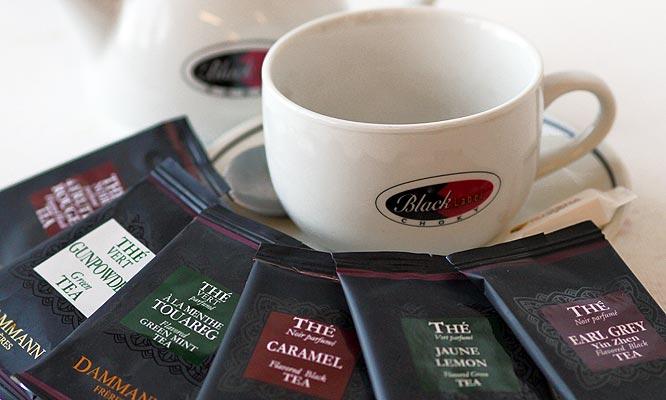 Choix de thés